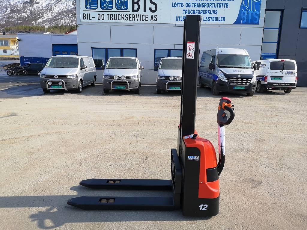 Heli CDD12JD M160 - 1,2 tonns ledestabler, Ledestablere, Truck