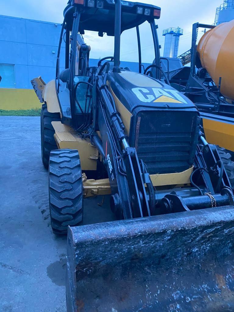 Caterpillar 420 E IT, Backhoe Loaders, Construction Equipment