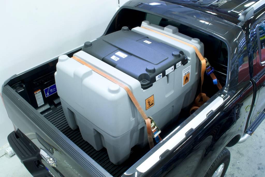 [Other] Diesel tankar 150L-400L, Minigrävare < 7t, Entreprenad