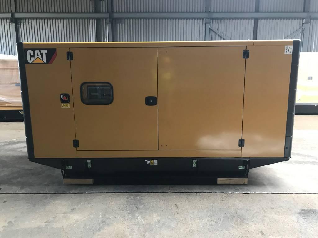 Caterpillar C7.1 E0 - Generator Set 220 kVa - DPH 98009, Diesel Generators, Construction