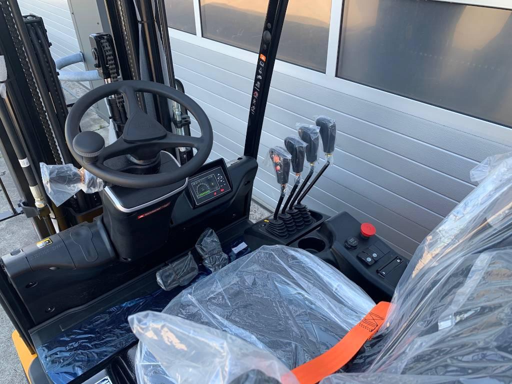 Hyundai 2 ton elektrische heftruck 20BT-9U vorkheftruck tr, Elektrische heftrucks, Laden en lossen