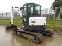 Bobcat E45, Mini digger, Construction Equipment