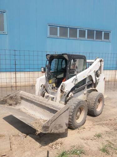 Bobcat S650, Skid Steer Loaders, Construction Equipment