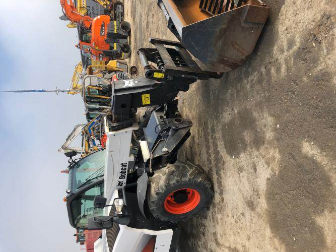 Bobcat T36-120SL, Telescopic Handlers, Construction Equipment