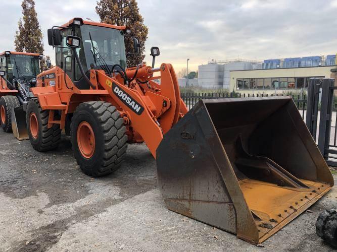 Doosan DL250-3 HL, Wheel Loaders, Construction Equipment