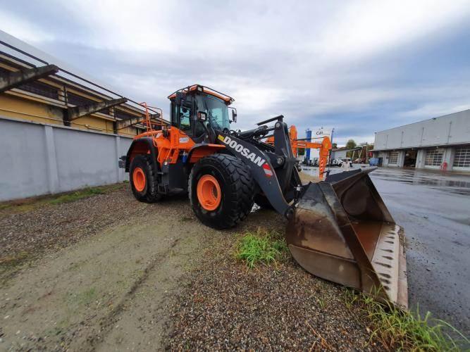 Doosan DL420-5, Wheel Loaders, Construction Equipment