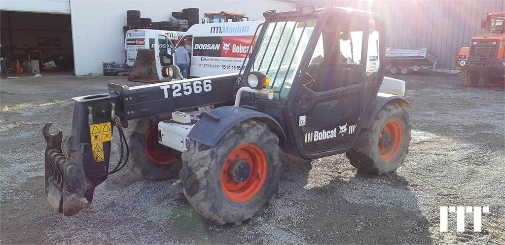 Bobcat T2566, Telescopic Handlers, Construction Equipment