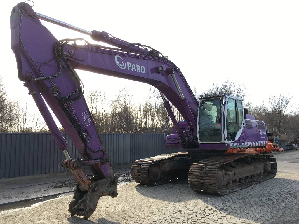 Hitachi ZX350LC-5B, Crawler Excavators, Construction Equipment