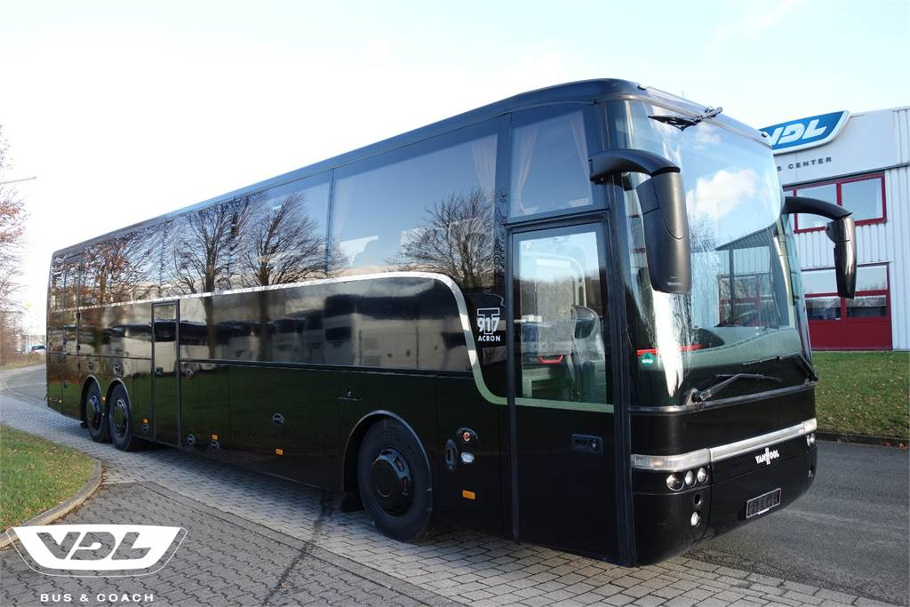 Van Hool T 917Acron, Coaches, Vehicles