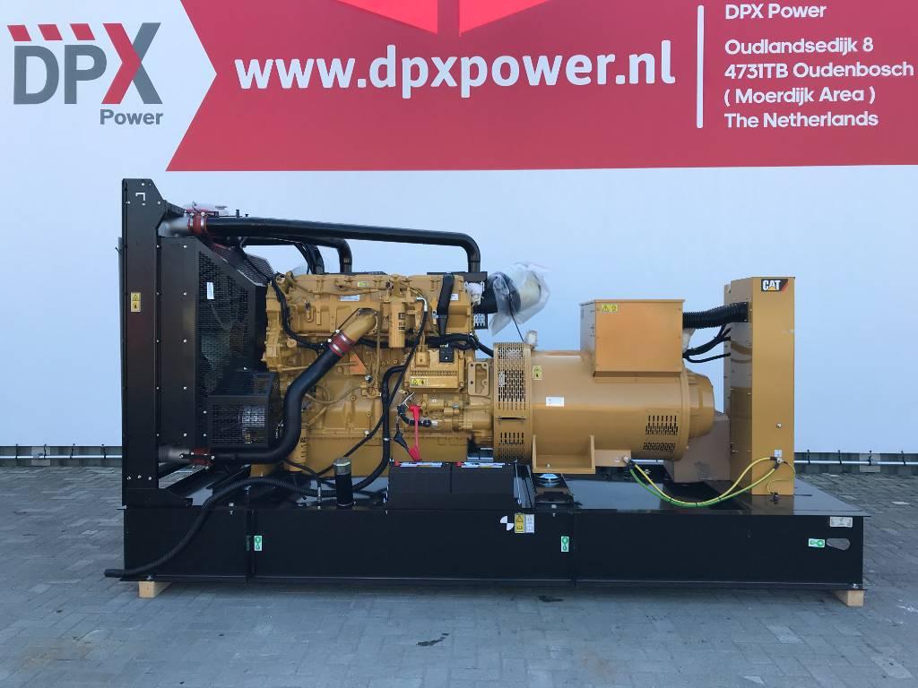 Caterpillar C18 - 715 kVA Open Generator set - DPX-18030-O, Diesel generatoren, Bouw