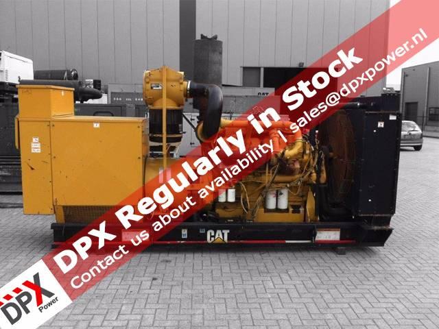 Caterpillar 3412 Generatorset, Diesel generatoren, Bouw