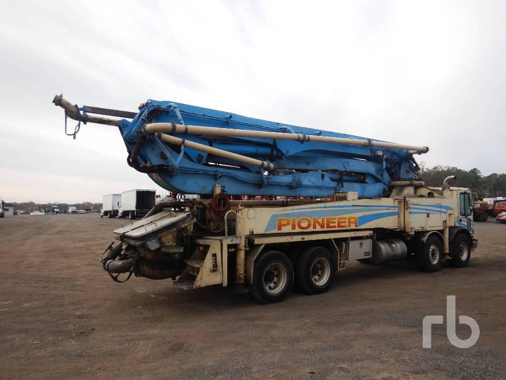 Putzmeister BSF 47.20H, Boom Pumps, Construction Equipment