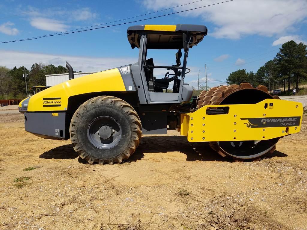 Atlas Copco CA2500PD, Soil Compactors, Construction Equipment