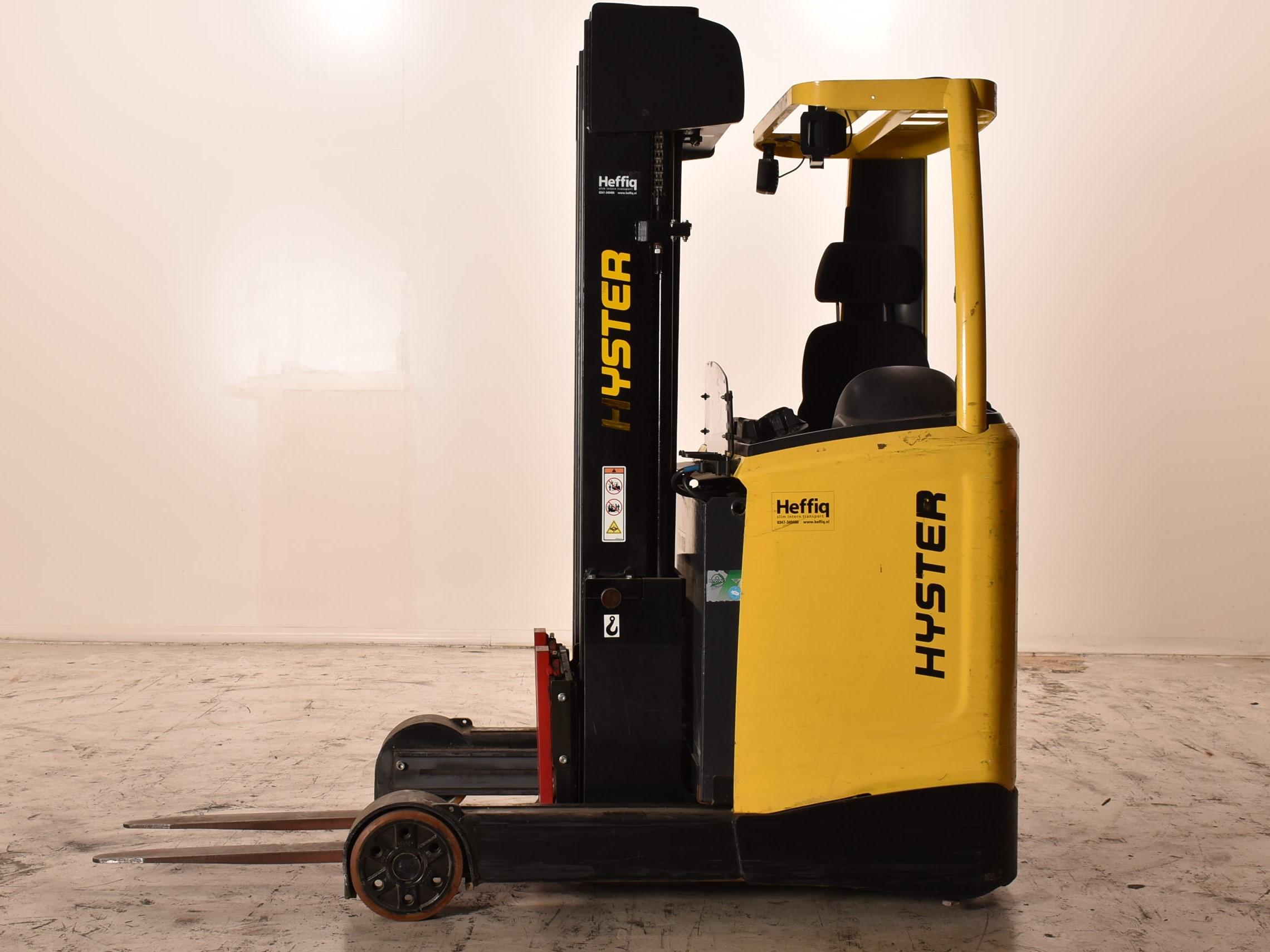 Hyster R1.4-48, Reach Trucks, Material Handling