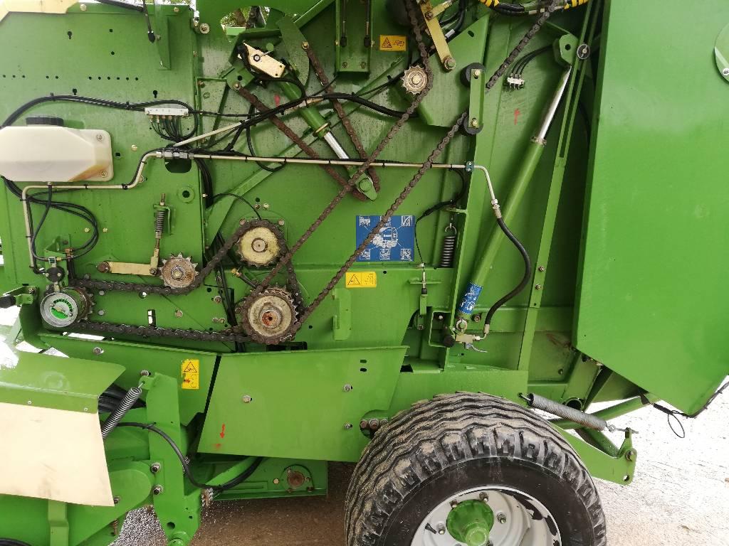 Krone Vario Pack 1500, Ruloonpressid, Põllumajandus