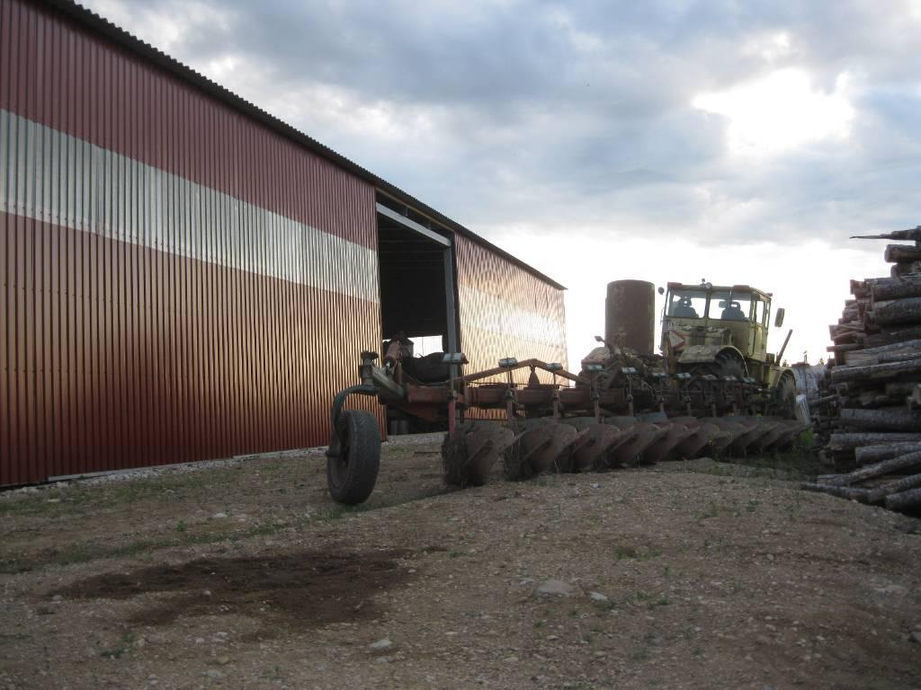 Kverneland 10ne hõlmaline, Tavalised adrad, Põllumajandus