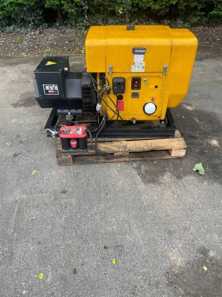 [Other] INTERMETAL MOTOR HATZ - STAMFORD - 25 KVA, Diesel generatoren, Bouw