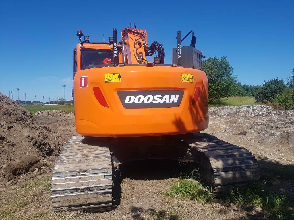 Doosan DX 235 LCR-5, Uthyres, Bandgrävare, Entreprenad