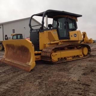 John Deere 850 J LPG, Bulldozers, Construction & Mining Equipment