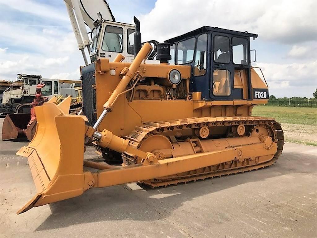 Samsung FD 20 A, Dozers, Construction Equipment