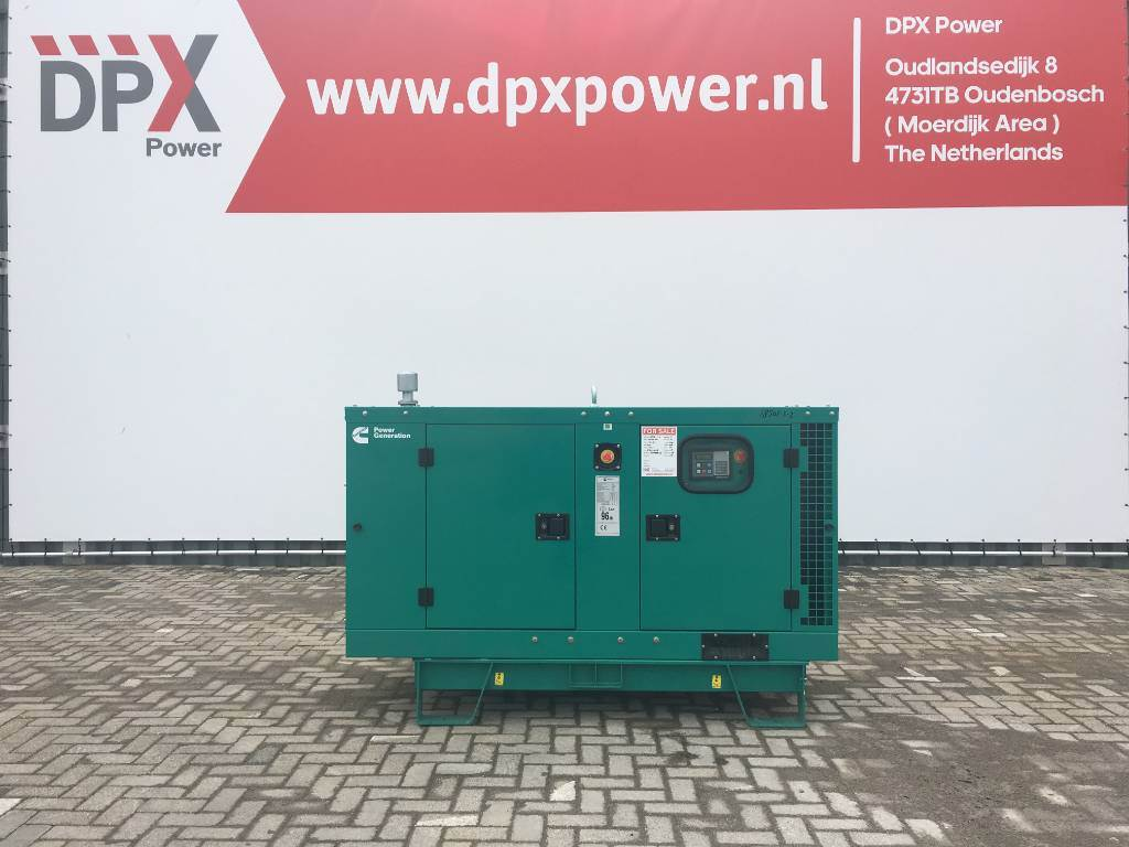 Cummins C17 D5 - 16,5 kVA Generator - DPX-18500, Diesel generatoren, Bouw