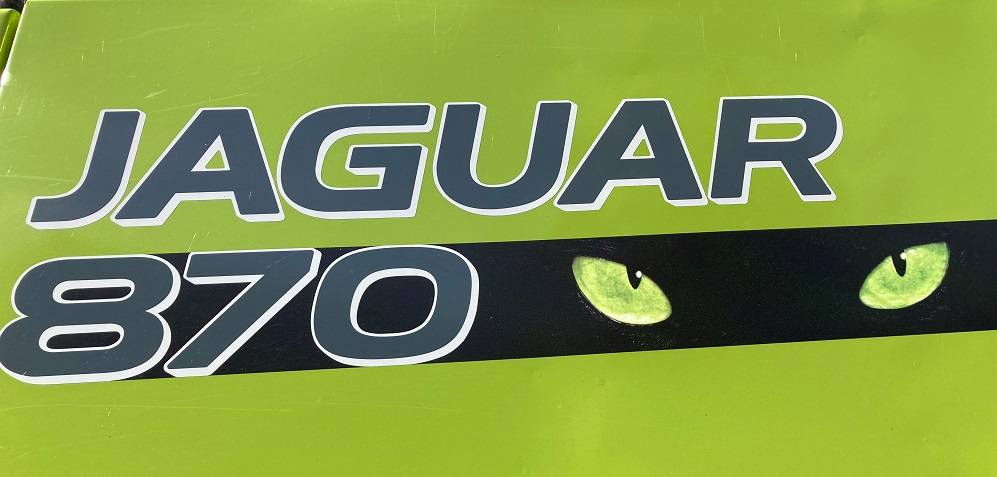 CLAAS Jaguar 870 Speedstar 4 Trac, Forage harvesters, Agriculture