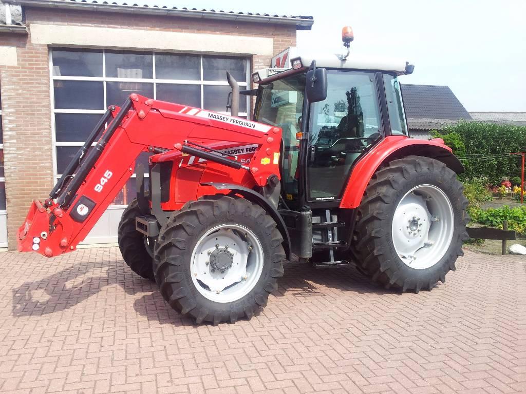 Massey Ferguson 5455 T3, Tractoren, Landbouw