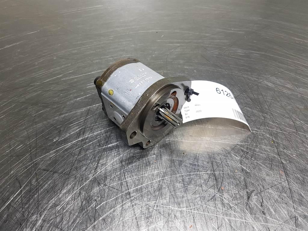 Bosch 0510 625 028 - Atlas - Gearpump/Zahnradpumpe