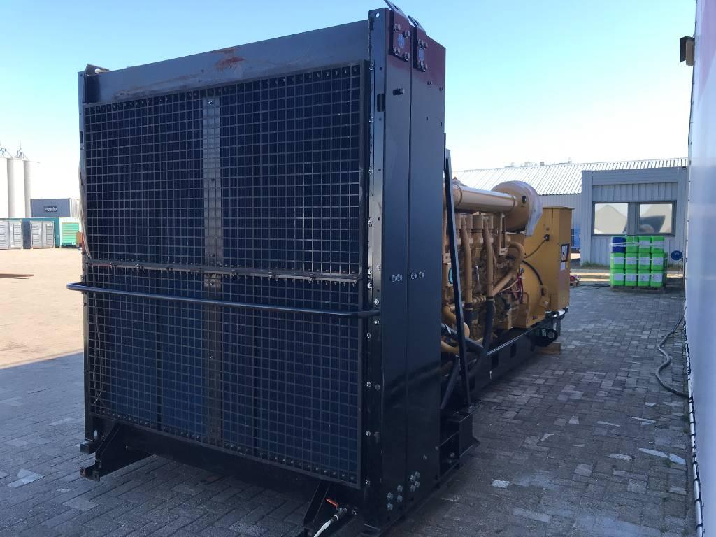 Caterpillar 3516B - 2.500 kVA generator - DPX-18042, Diesel generatoren, Bouw