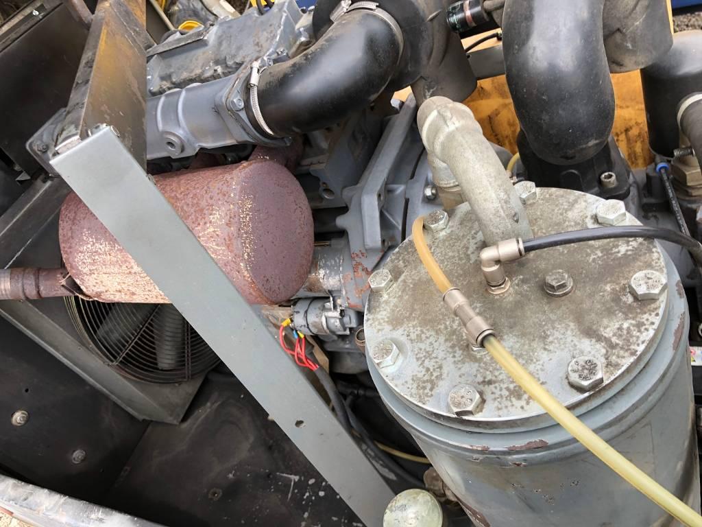 Compair C 38, Kompressoren, Baumaschinen