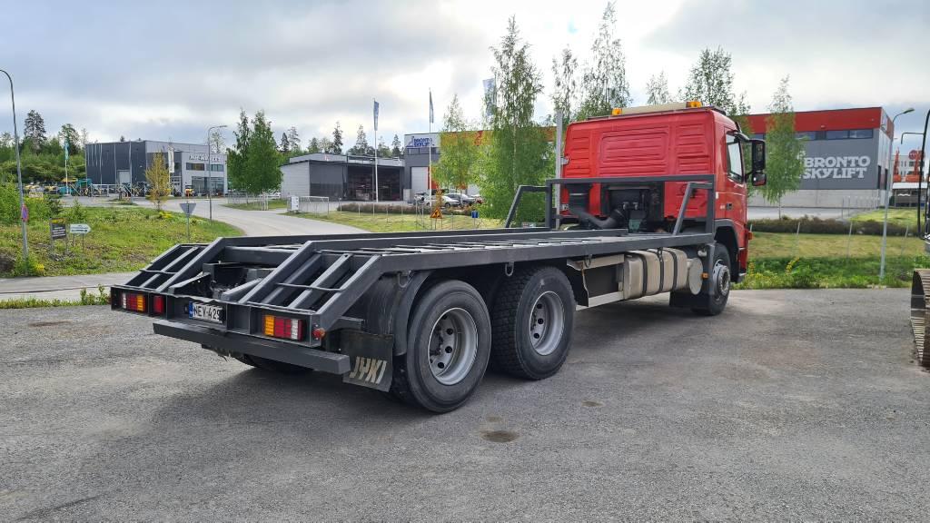 Volvo FM12 420, Muut kuorma-autot, Kuljetuskalusto