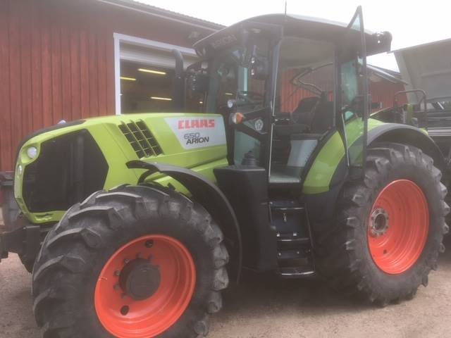 CLAAS ARION 600 650 Concept, Tractors, Agriculture