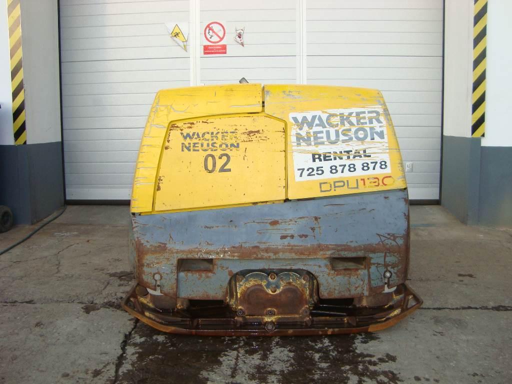 Wacker Neuson DPU130 Le, Vibratory Plates, Construction Equipment