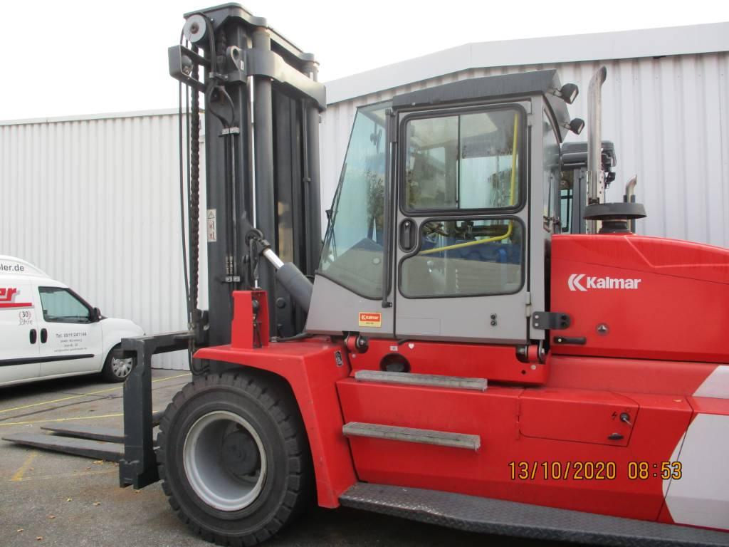 Kalmar DCE160-12, Dieseltrukit, Materiaalinkäsittely