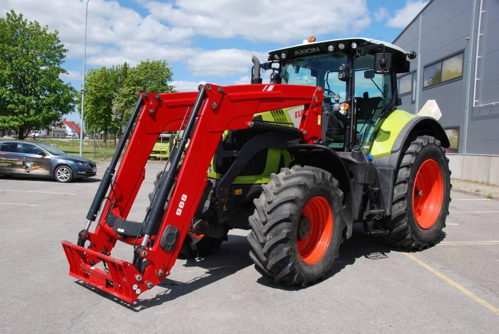 CLAAS Axion 800 Cebis, Traktorit, Maatalouskoneet