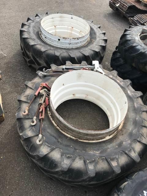 GS Kleber Dubbellucht 580/70R38, Banden, wielen en velgen, Terreinbeheer