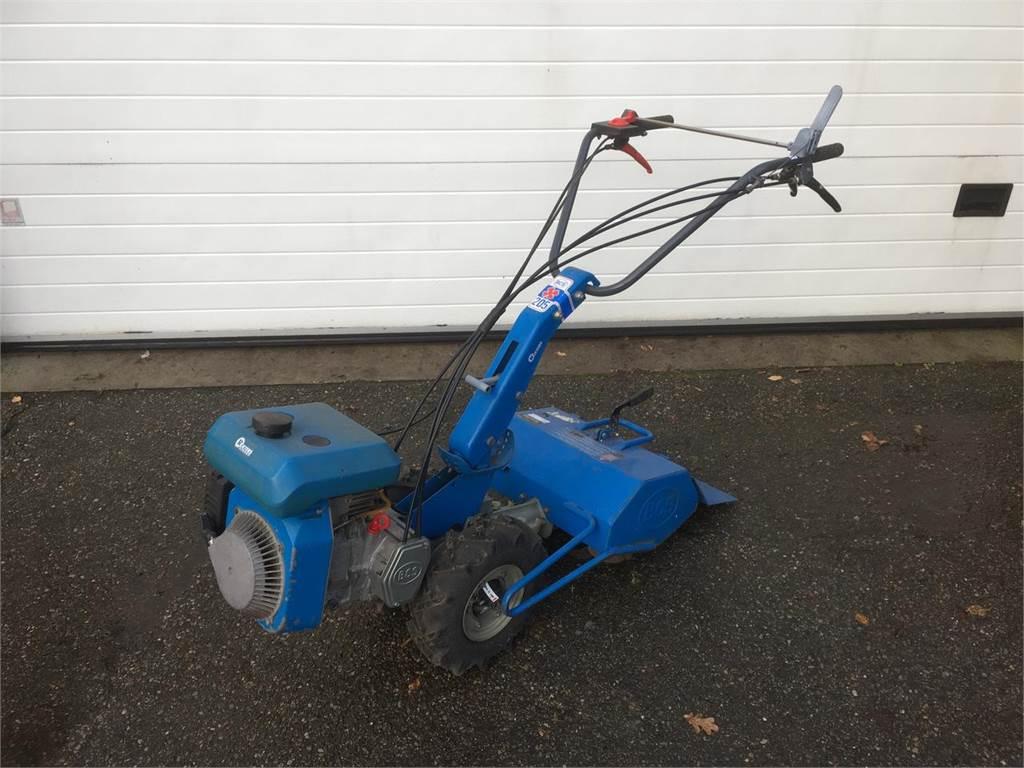 BCS 205, Tweewielige tractoren en cultivatoren, Tuin- en Parkmachines