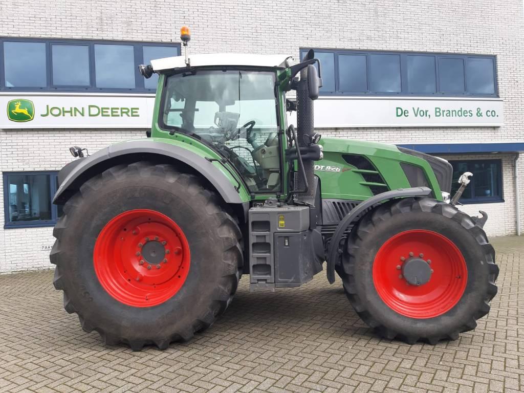 Fendt 828 Profi Plus, Tractoren, Landbouw