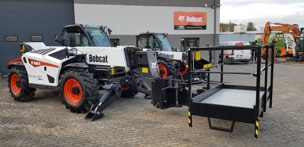 Bobcat T 40180, Telescopic Handlers, Construction Equipment