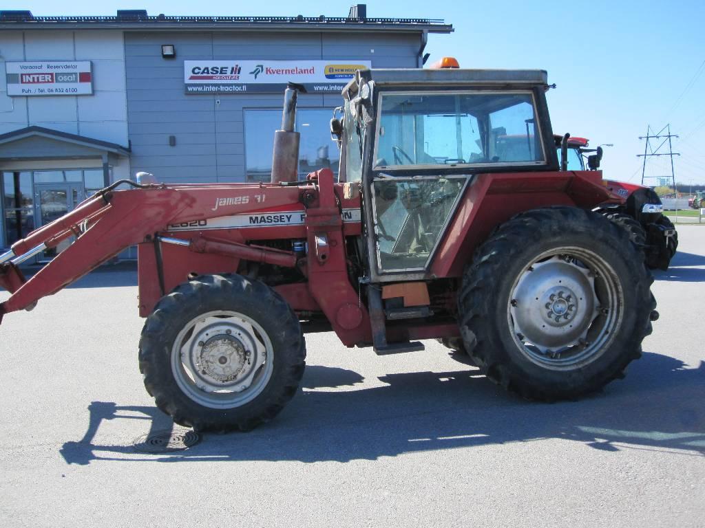 Massey Ferguson 2620 H, Traktorit, Maatalous