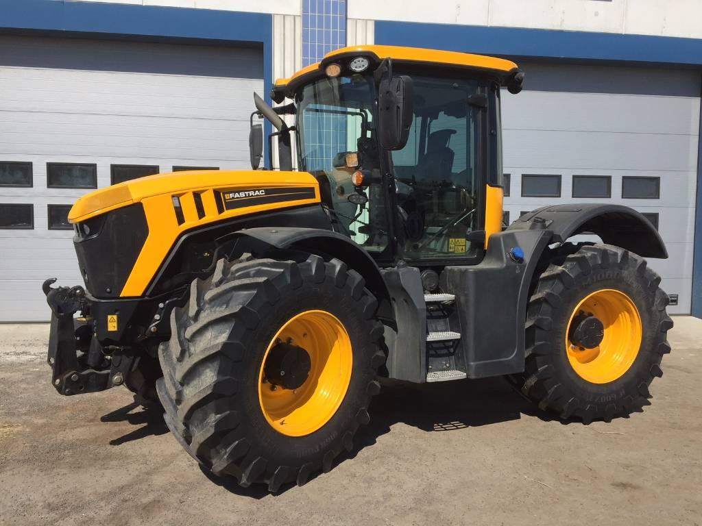 JCB 4220 FieldPro, Traktorit, Maatalous