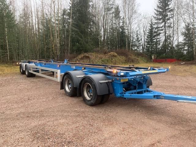 Briab Lastväxlarsläp/Lastväxlarvagn, Lastväxlarsläp, Transportfordon