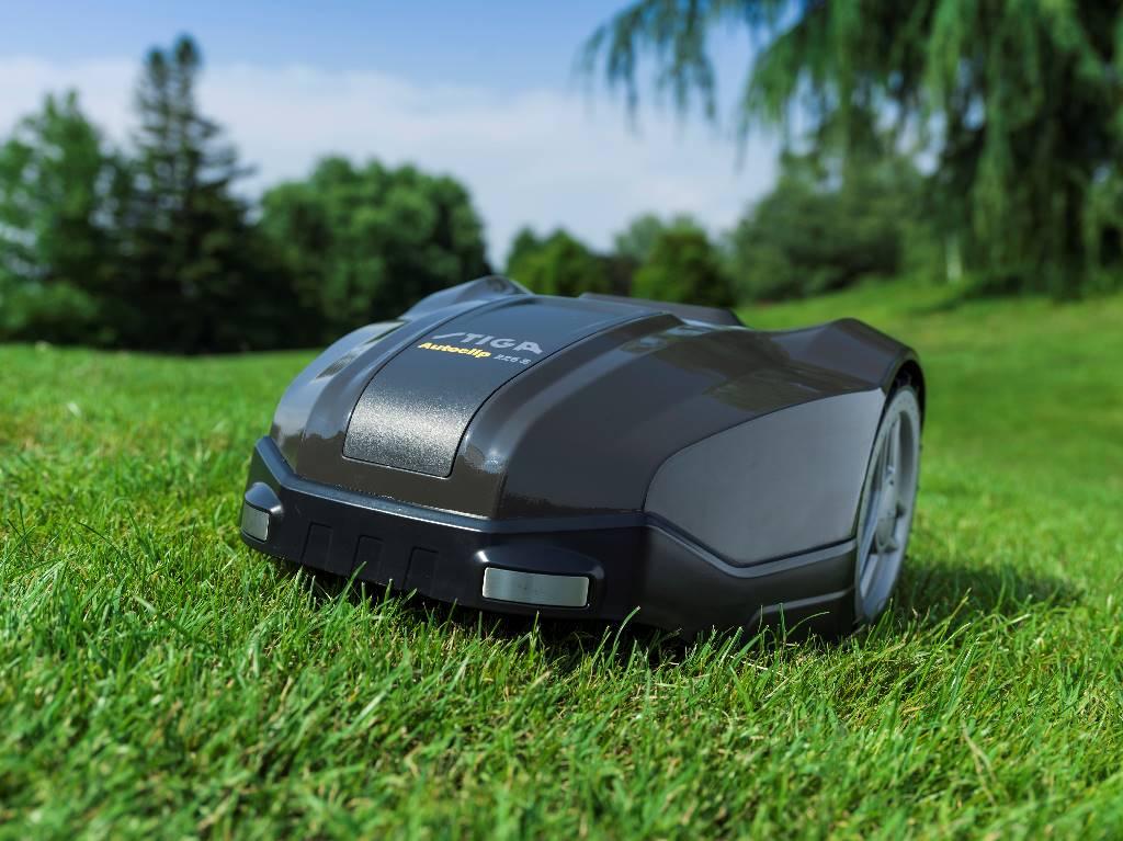 Stiga Autoclip 225s Robotgräsklippare, Robotgräsklippare, Grönytemaskiner