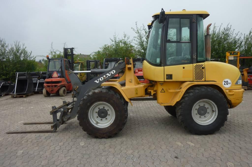 Volvo L 30 B, Wheel Loaders, Construction Equipment