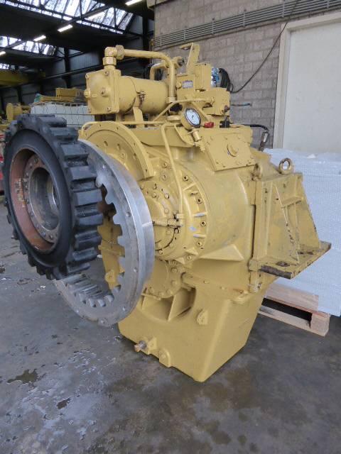 Reintjes WAF 562 - Marine Transmission 5.42:1 - DPH 103408, Transmissions, Construction