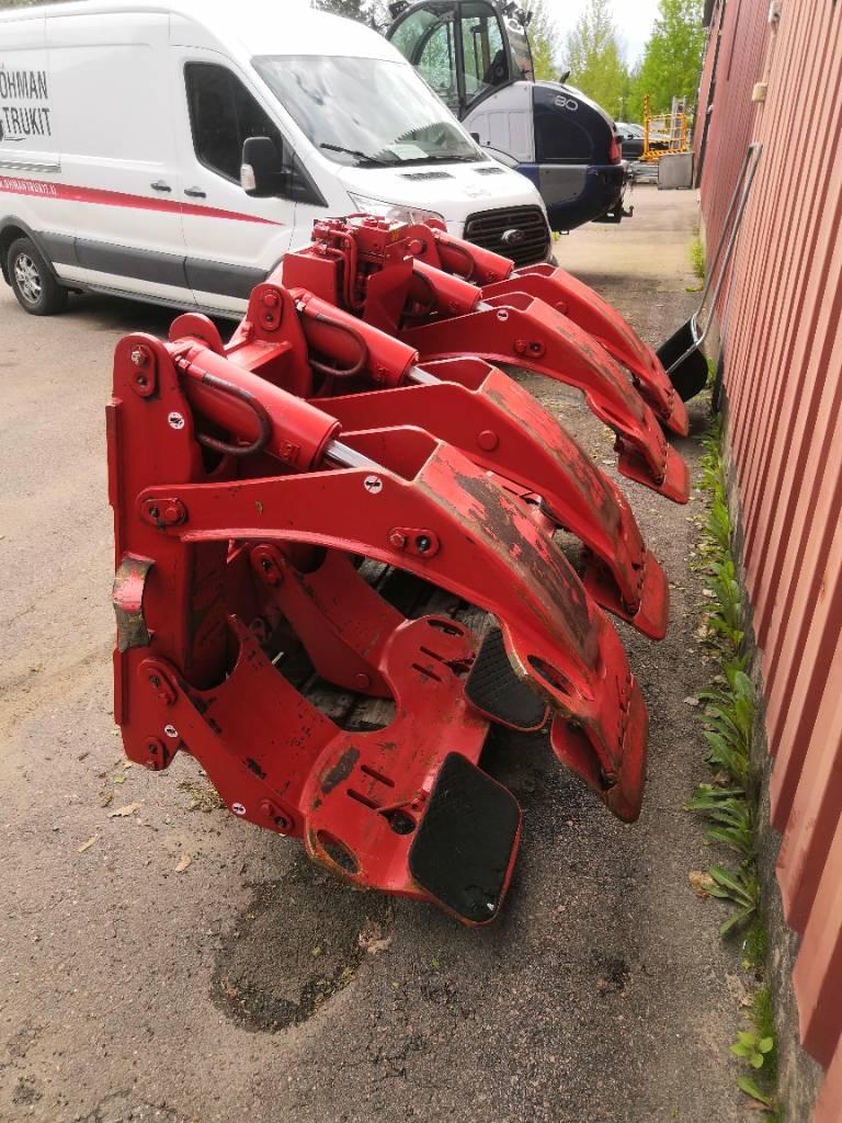 Auramo Bolzoni RA-700NJ-4, Rullapihdit, Materiaalinkäsittely