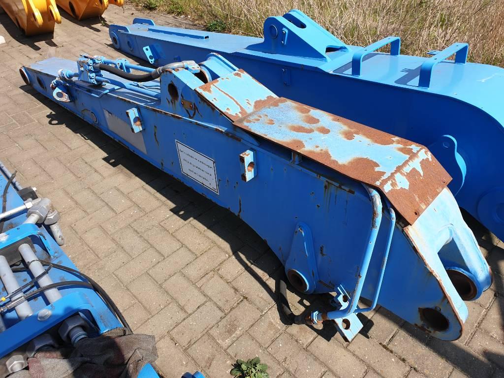 Fuchs Stick - MHL 320, Graafarmen, Bouw