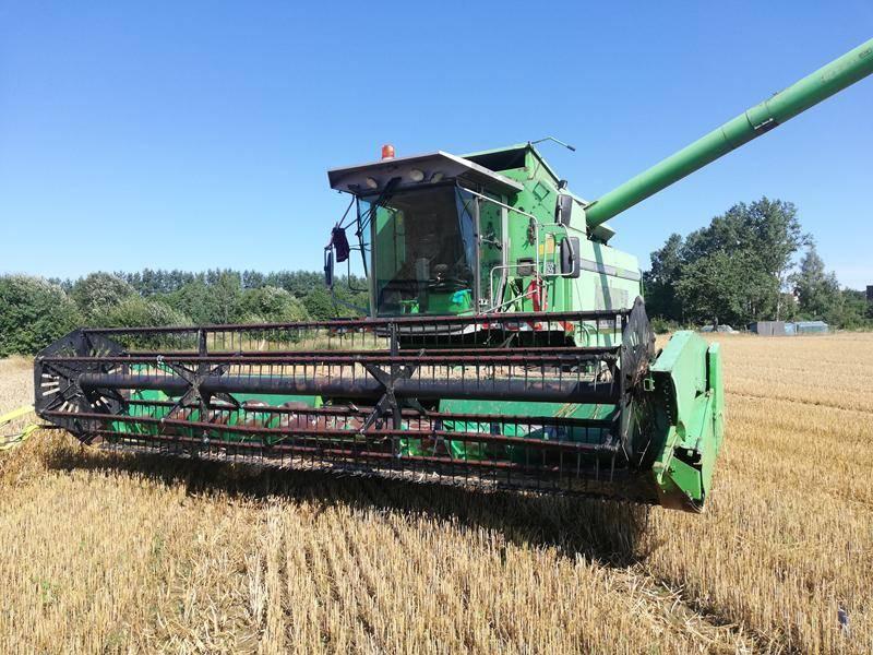 Deutz-Fahr TOPLINER 4075 HTS, Kombajny zbożowe, Maszyny rolnicze