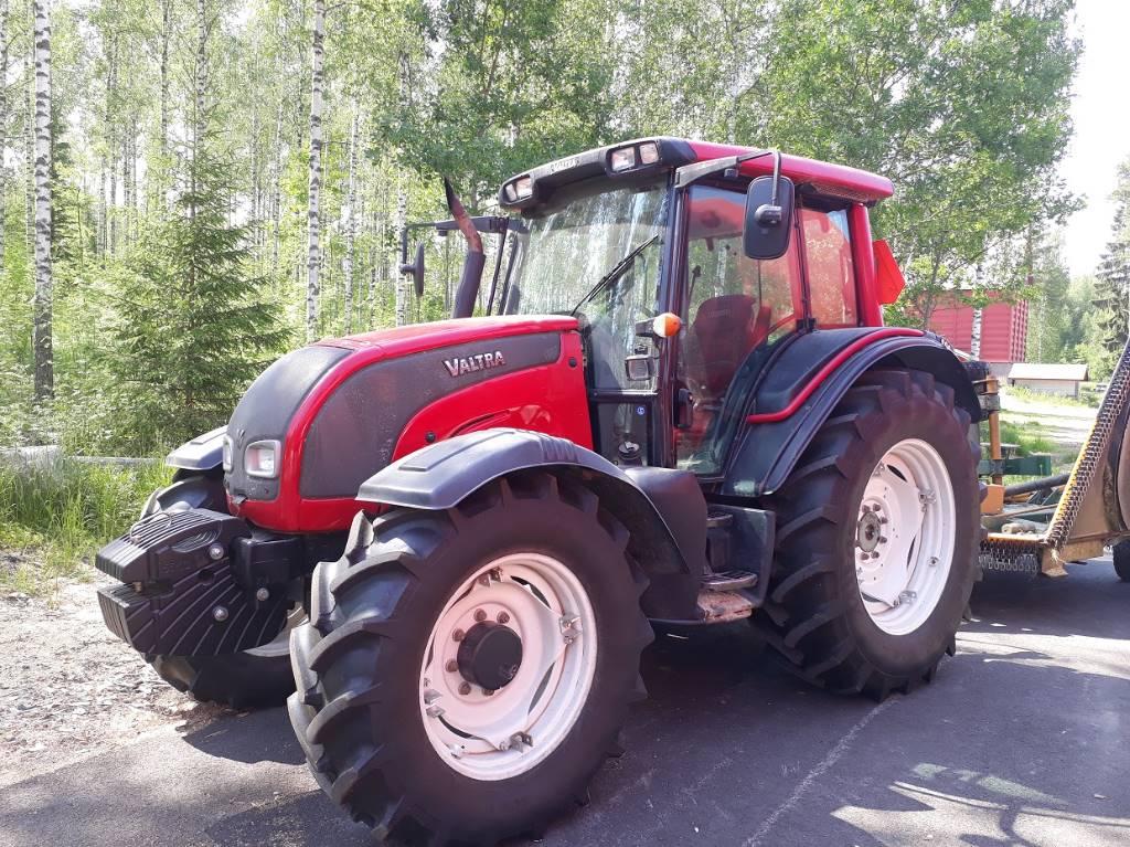 Valtra N141, Traktorit, Maatalous