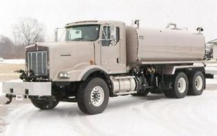 [Other] 4000 Gallon Fuel Truck Tandem Axle TO141, Fuel Lube Trucks, Trucks and Trailers